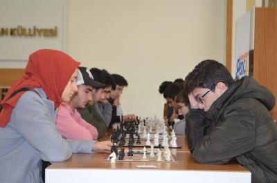 Yarıyıl Tatili Satranç Turnuvası ile Renklendi!