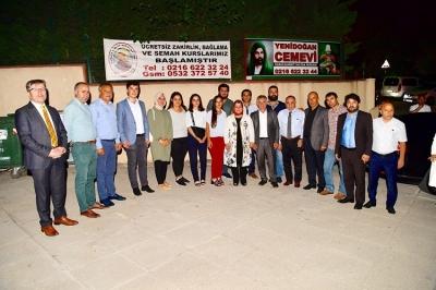 Yenidoğan Cem Evi'nde Canlarla Muharrem Orucu