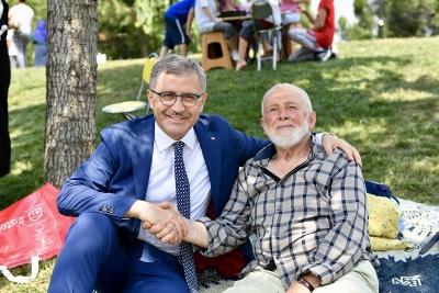 """YILIN """"EN BABA BULUŞMASI"""" ÜSKÜDAR'DA GERÇEKLEŞTİ"""