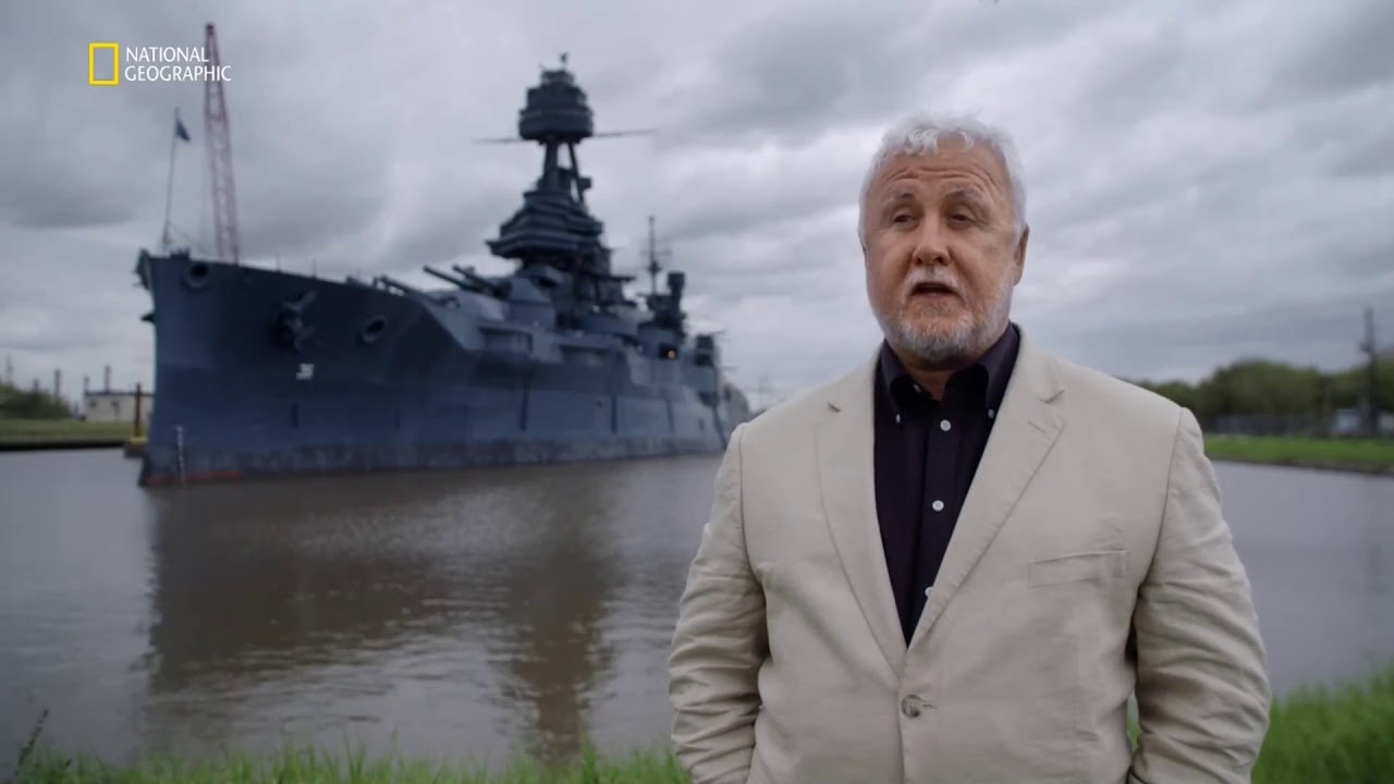 Sular Çekilince / Dev Savaş Gemileri (Belgesel)